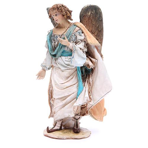 Angelo 30 cm Presepe Angela Tripi 2