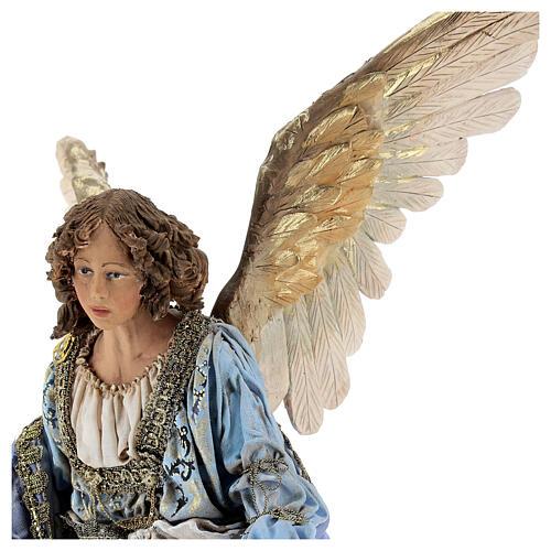 Angelo 30 cm Presepe Angela Tripi 7