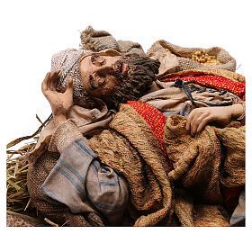 Dormiente 30 cm Presepe Angela Tripi s4