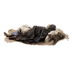 Dormiente 30 cm Presepe Angela Tripi s8