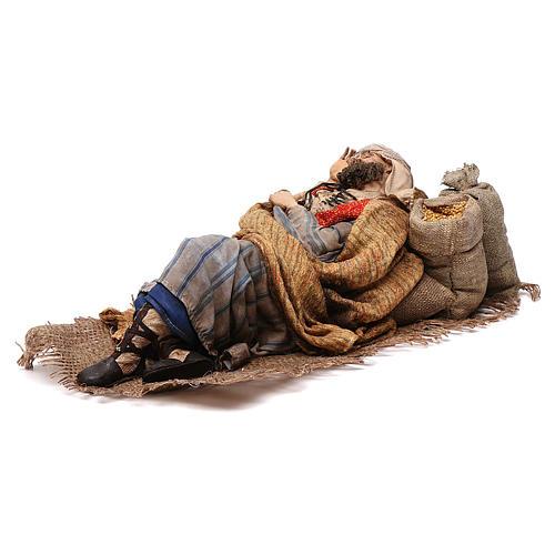 Dormiente 30 cm Presepe Angela Tripi 5