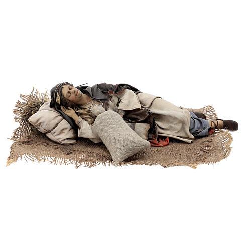 Dormiente 30 cm Presepe Angela Tripi 1