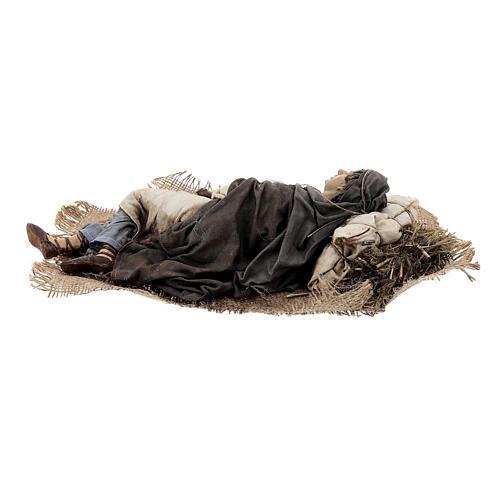 Dormiente 30 cm Presepe Angela Tripi 8