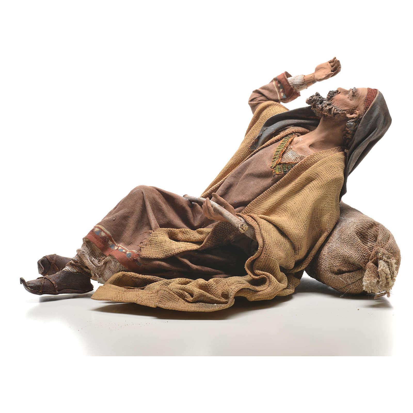 Meravigliato 30 cm Presepe Angela Tripi 4