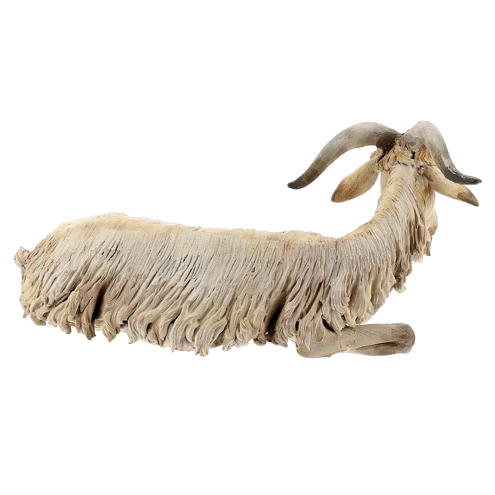 Capra 30 cm del Presepe Angela Tripi 4
