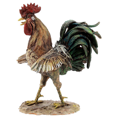 Rooster 30cm Angela Tripi 1