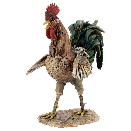 Rooster 30cm Angela Tripi 2