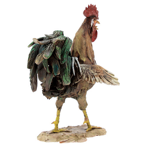Rooster 30cm Angela Tripi 4
