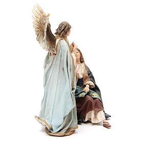 Annunciazione Presepe Angela Tripi 18 cm s4