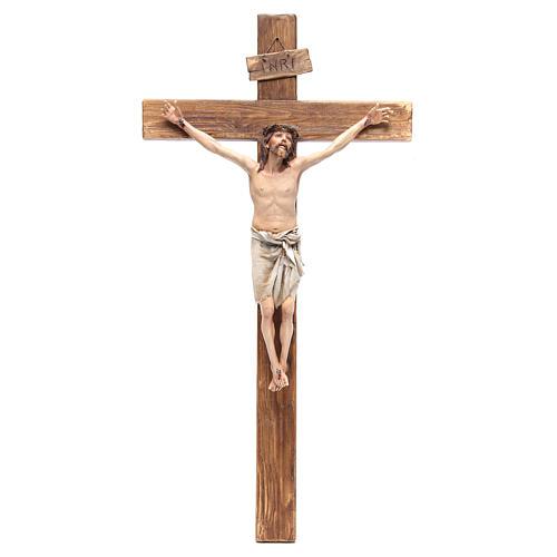 Crucifix 60x30 cm Angela Tripi 1