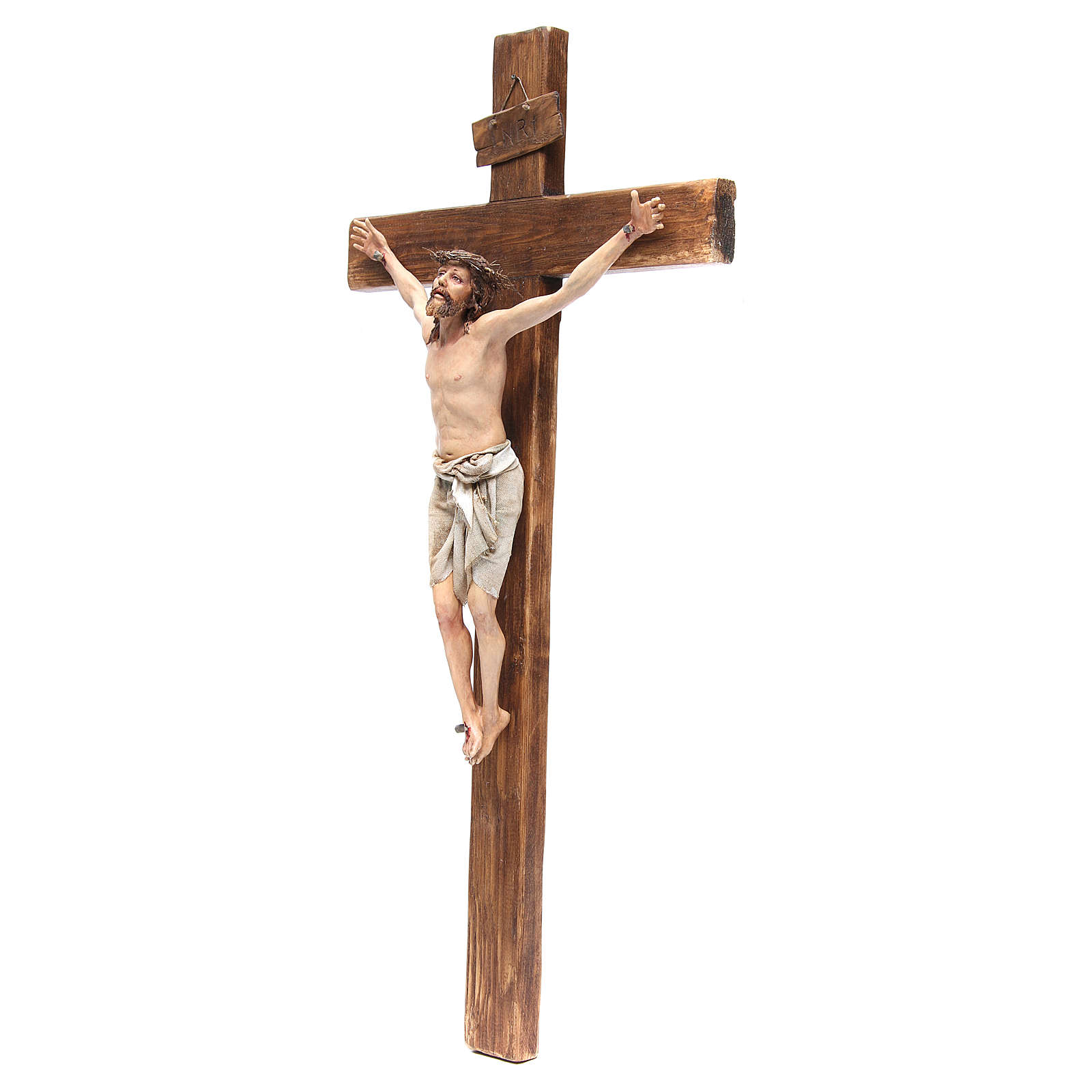 Crucifix 60x30cm by Angela Tripi 4
