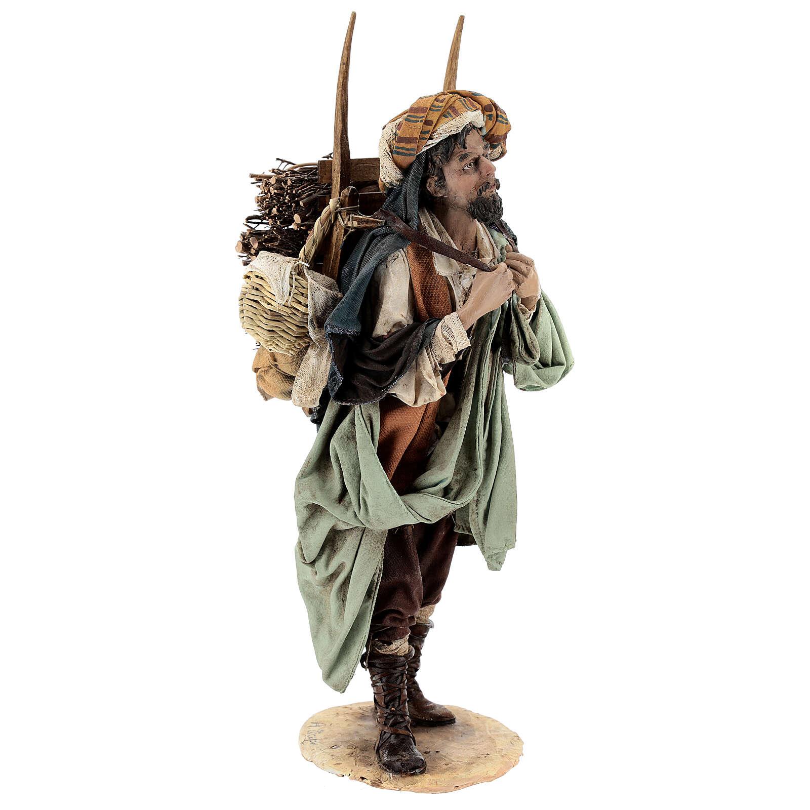 Berger avec brouette 30 cm Angela Tripi 4