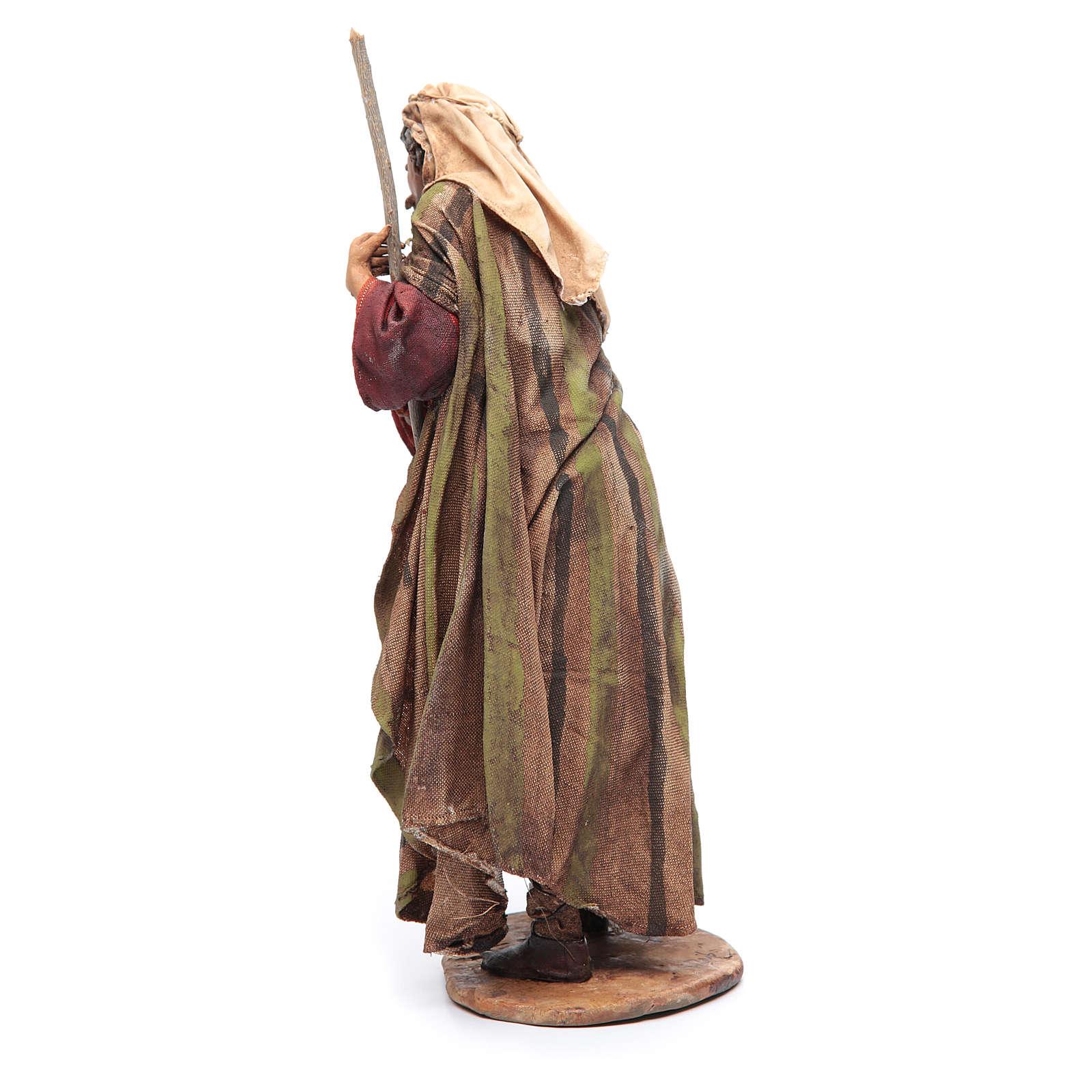 St. Joseph bending down 30cm Angela Tripi 4