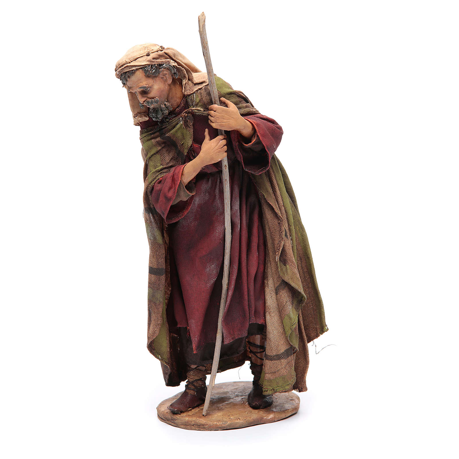 Saint Joseph penché 30 cm Angela Tripi 4
