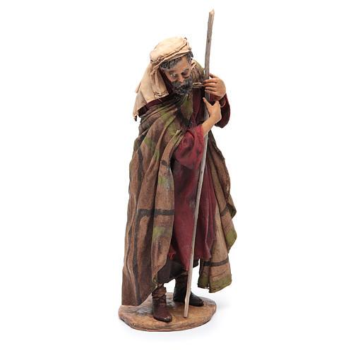 San Giuseppe chinato 30 cm Angela Tripi 1