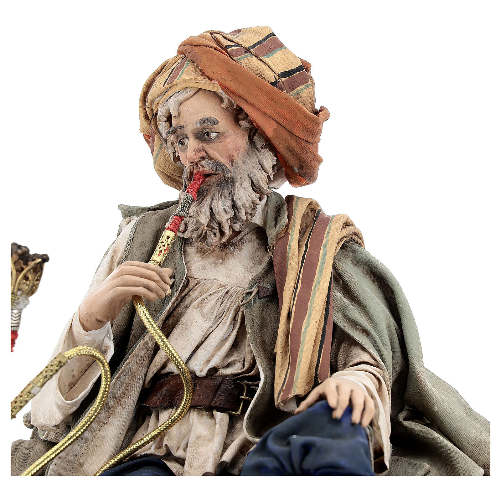 Fumeur de narguilé 30 cm Angela Tripi 4