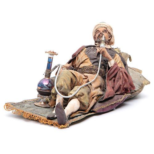 Fumatore di narghilè 30 cm Angela Tripi 2
