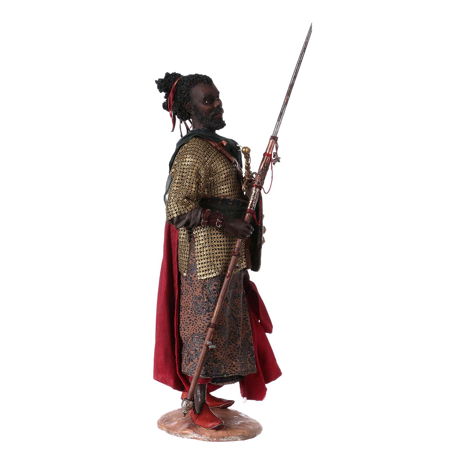Guardia mora con spade 30 cm Angela Tripi 4