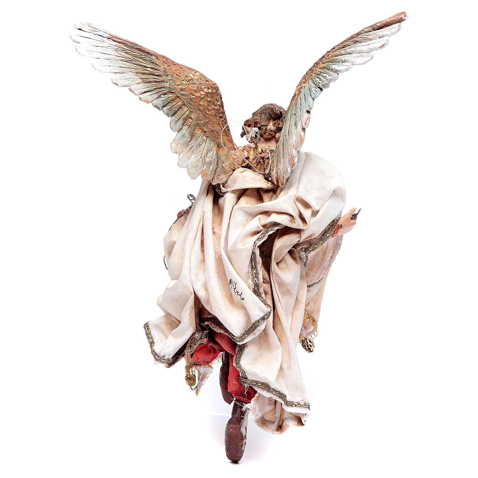 Angelo Gloria rosso 18 cm Angela Tripi 4