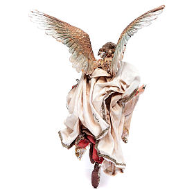 Angelo Gloria rosso 18 cm Angela Tripi s4