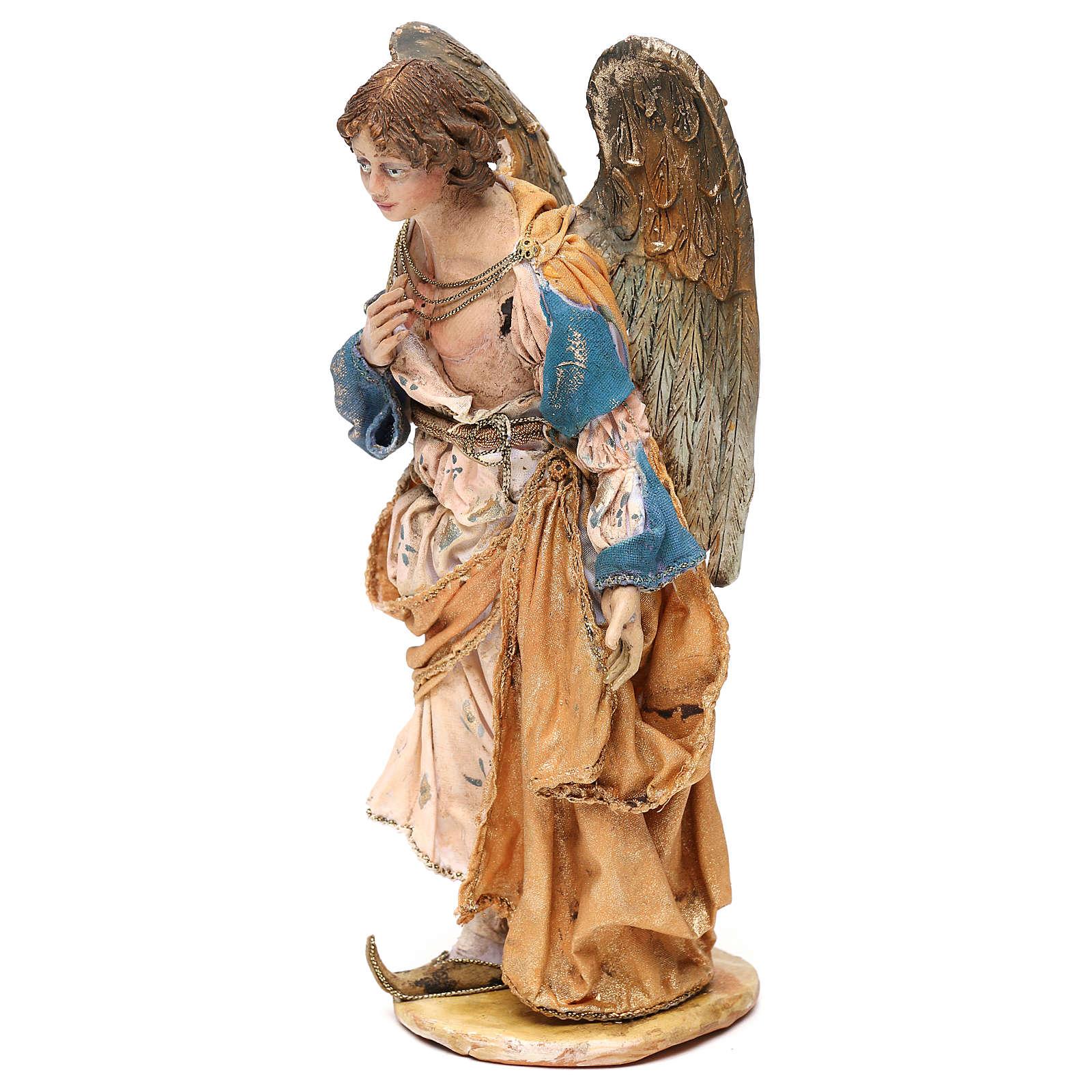 Adoring Angel standing 18cm Angela Tripi 4