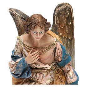 Ángel de pie adorando 18 cm Angela Tripi s2