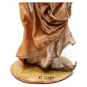 Ángel de pie adorando 18 cm Angela Tripi s6