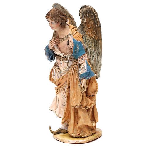 Ángel de pie adorando 18 cm Angela Tripi 3