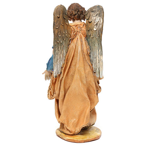 Ángel de pie adorando 18 cm Angela Tripi 5