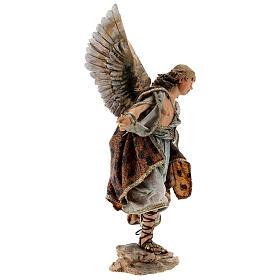 Ange debout qui annonce 18 cm Angela Tripi s6