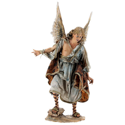 Ange debout qui annonce 18 cm Angela Tripi 1