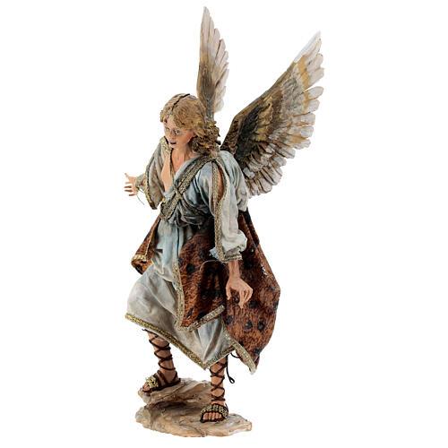 Ange debout qui annonce 18 cm Angela Tripi 3