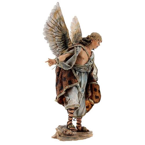 Ange debout qui annonce 18 cm Angela Tripi 5