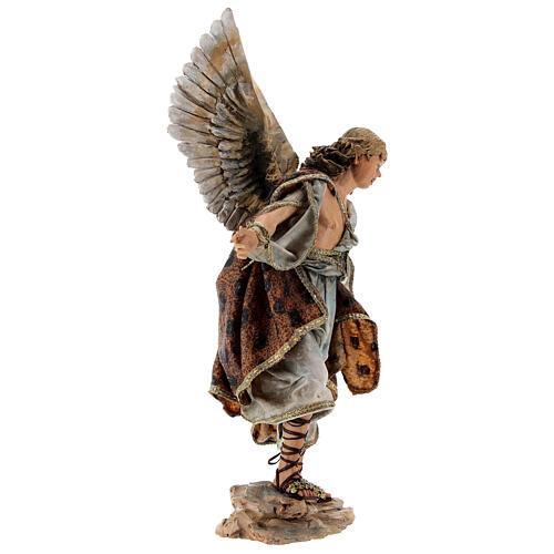 Ange debout qui annonce 18 cm Angela Tripi 6