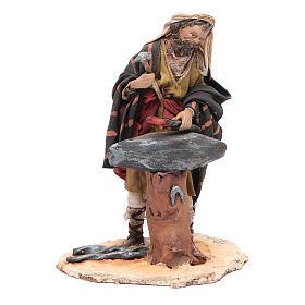 Forgeron avec enclume 13 cm Angela Tripi s1