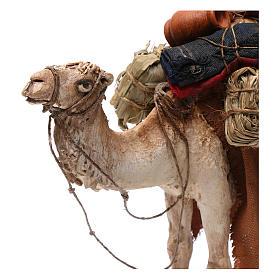 Camello cargado de pie 13 cm belén Angela Tripi s5