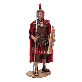 Soldados romanos jugando a los dados 18 cm belén Angela Tripi s6