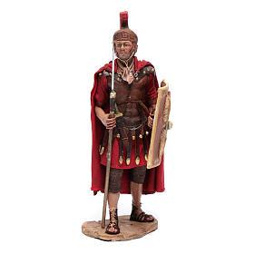 Soldati romani che giocano ai dadi 18 cm presepe Tripi s6