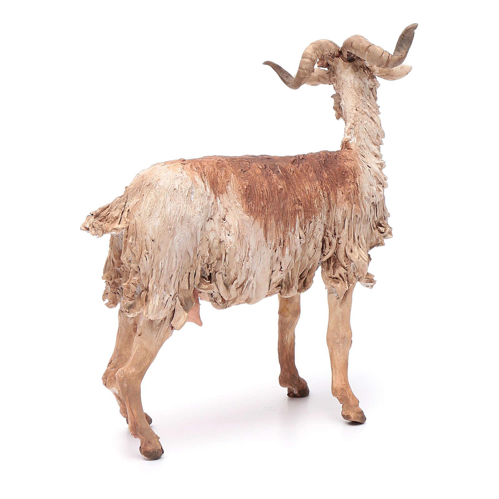 Cabra para belén 30 cm Angela Tripi 4