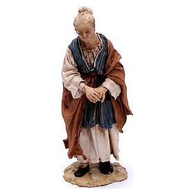 Scena del censimento statue Angela Tripi 13 cm s4