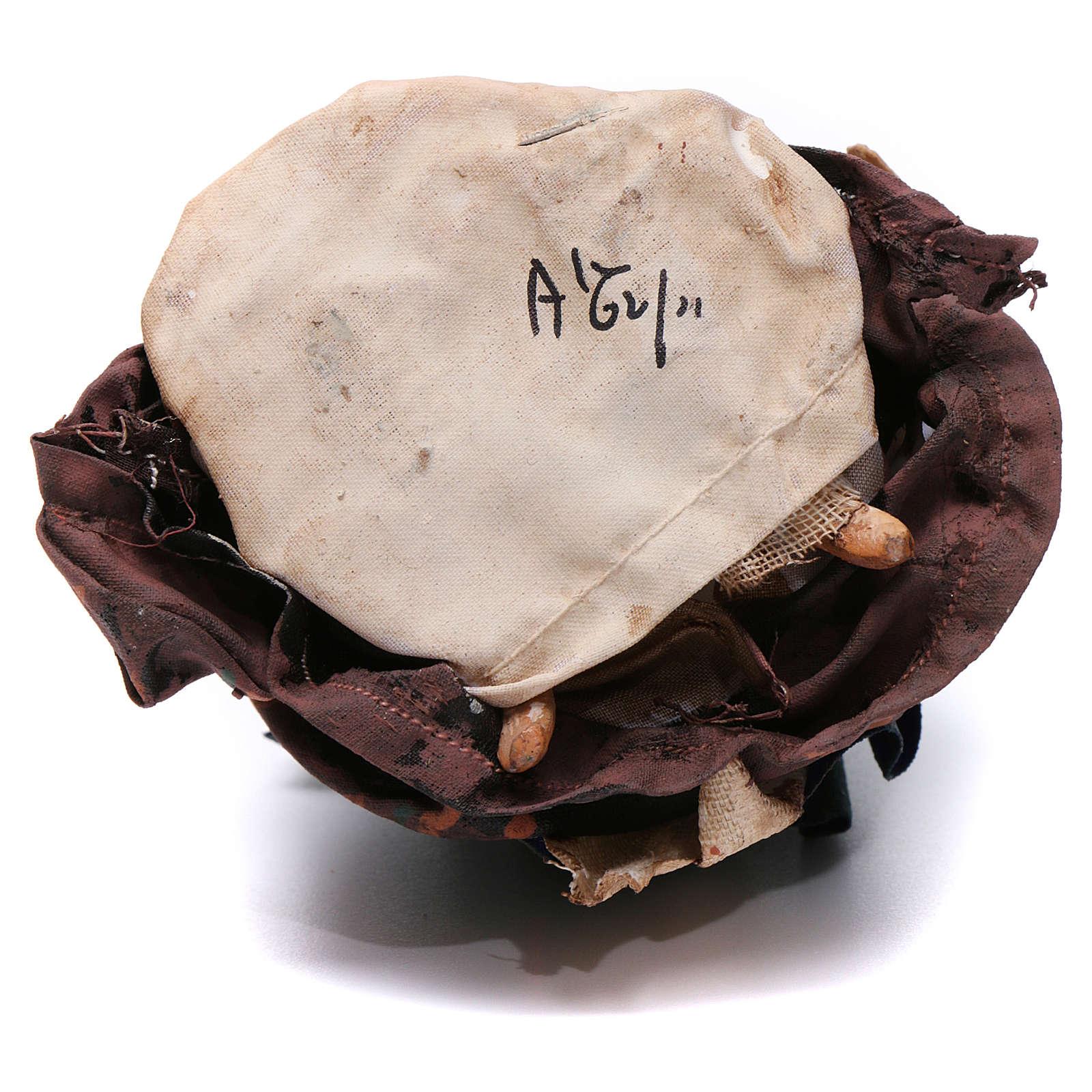 Natività Angela Tripi 13 cm - 3 pz 4