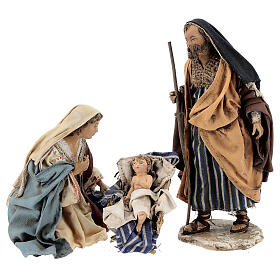 Holy Family Angela Tripi figurines 13 cm s1