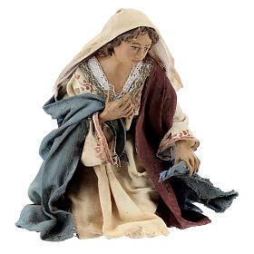 Holy Family Angela Tripi figurines 13 cm s3