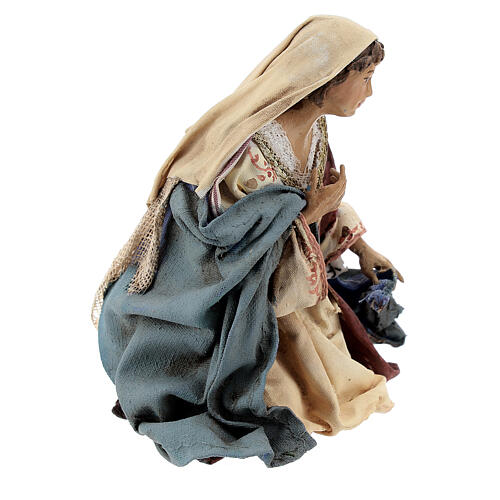 Holy Family Angela Tripi figurines 13 cm 9