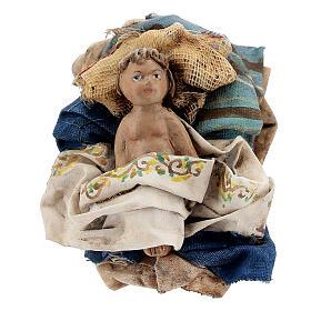 Nativité 13 cm crèche Angela Tripi s2