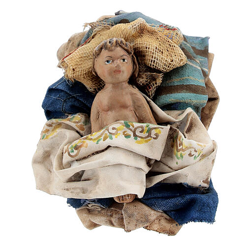Nativité 13 cm crèche Angela Tripi 2