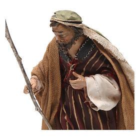 Holy Family figurines, Angela Tripi Nativity Scene 13cm s2