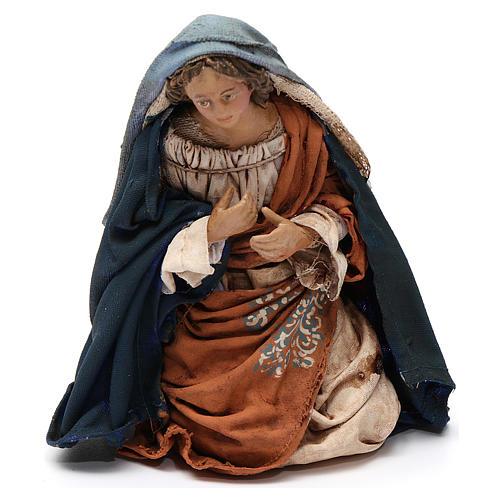 Holy Family figurines, Angela Tripi Nativity Scene 13cm 11