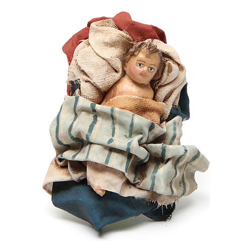 Holy Family figurines, Angela Tripi Nativity Scene 13cm 5