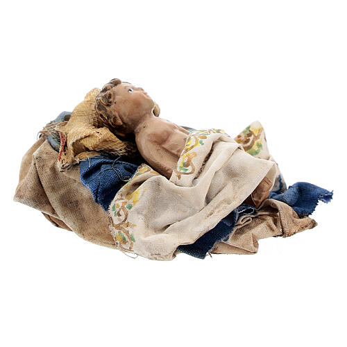 Holy Family figurines, Angela Tripi Nativity Scene 13cm 7